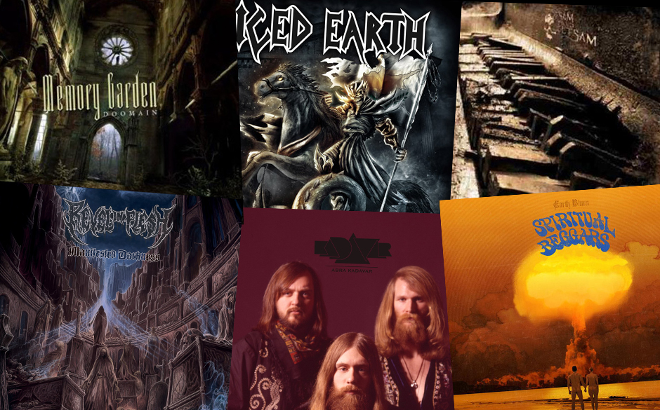 Die neuen Metal-Alben vom 12.04.2013