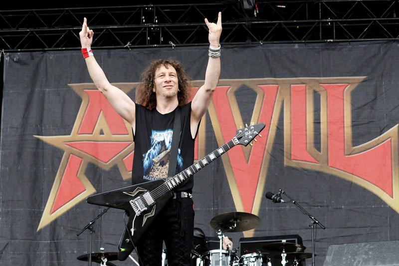 Anvil, Graspop Metal Meeting 2011