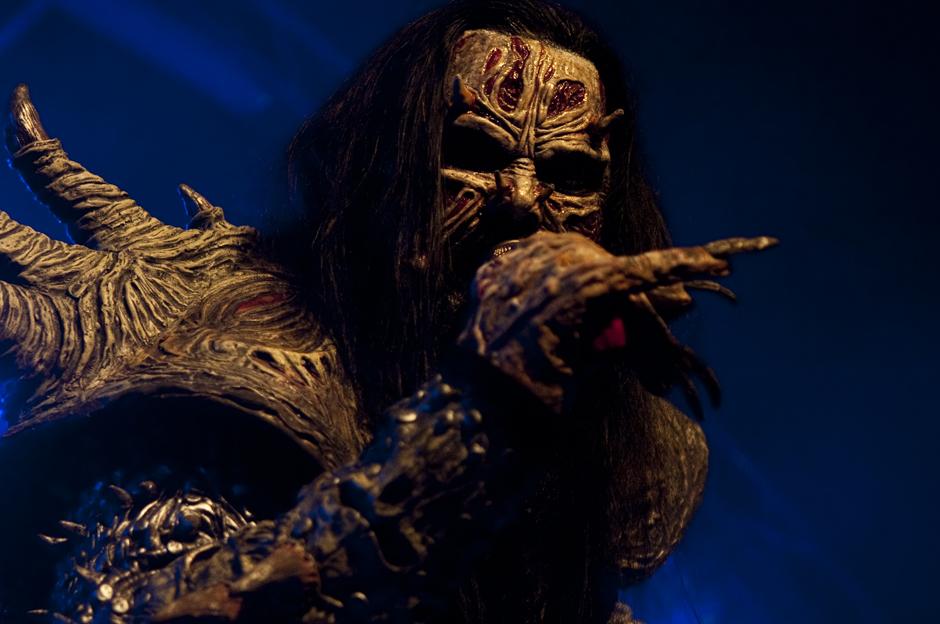 Lordi live, 03.04.2013, Hamburg Markthalle