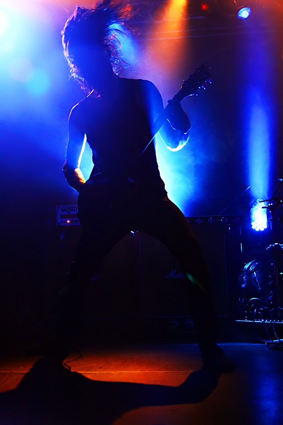 Sylosis live, 09.04.2013, Stuttgart