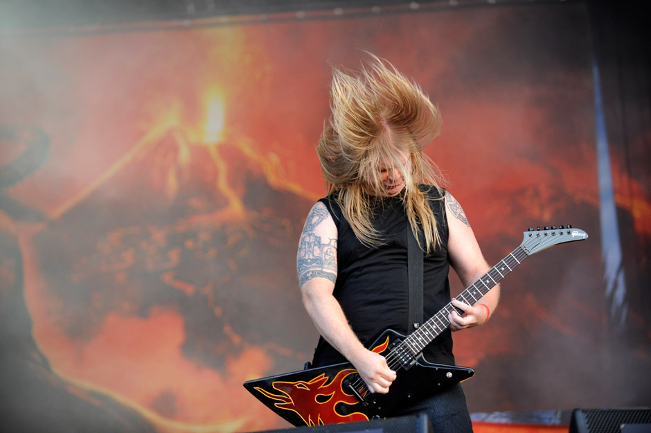 Amon Amarth live, Wacken Open Air 2012