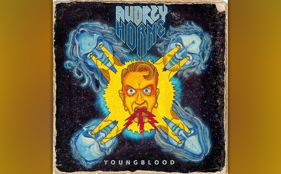 Best Album: Audrey Horne YOUNGBLOOD