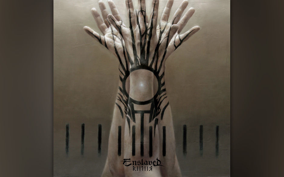 Best Album: Enslaved RIITIIR