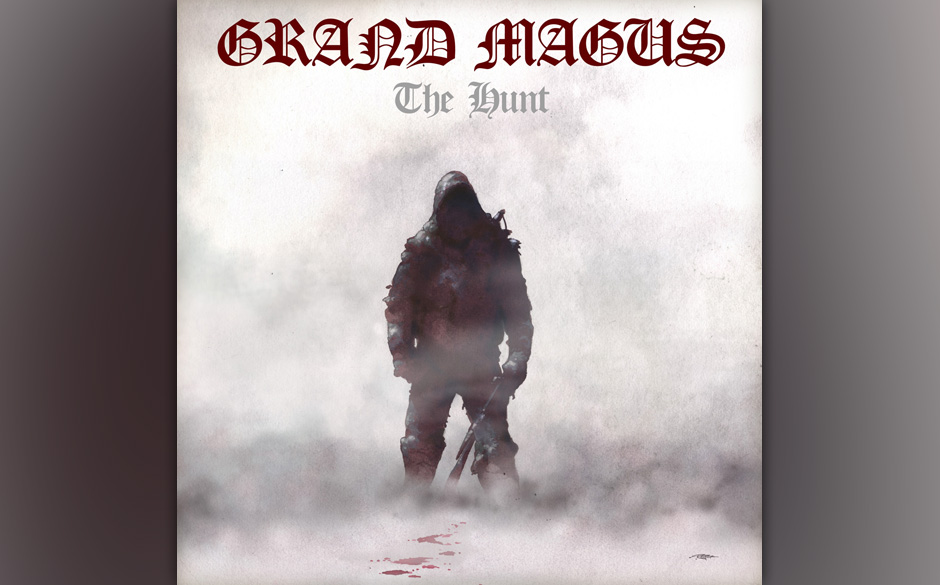 Best Album: GRAND MAGUS THE HUNT