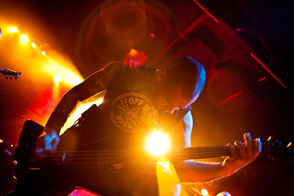 Killswitch Engage live, 09.04.2013, Stuttgart