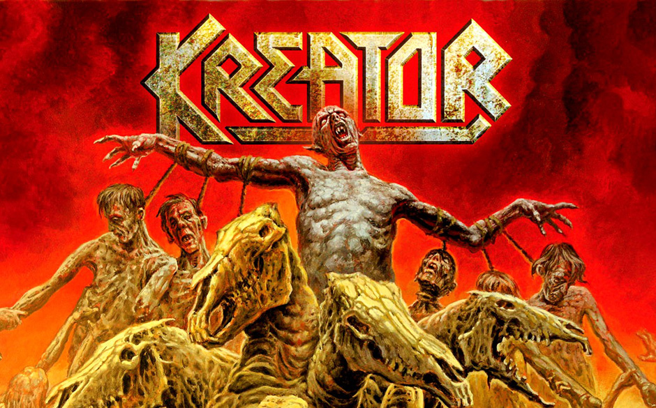 Best Album: Kreator PHANTOM ANTICHRIST