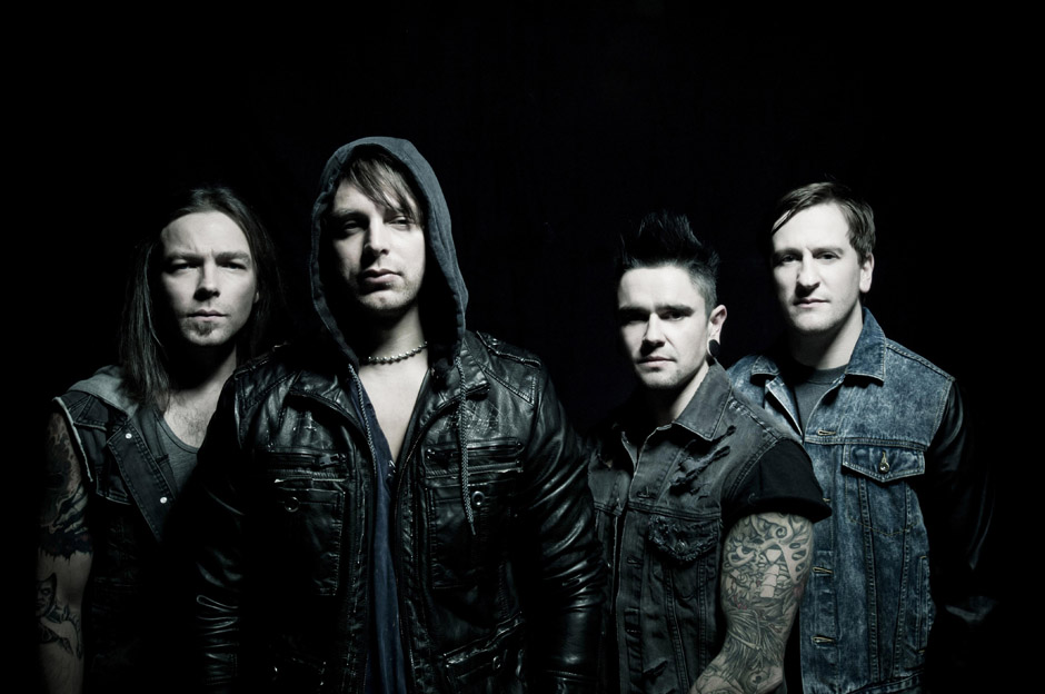 Bullet For My Valentine, Promo 2013