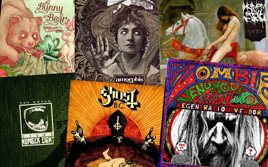 Die neuen Metal-Alben vom 19.04.2013