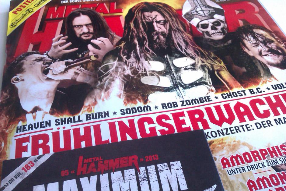 METAL HAMMER-Ausgabe 05/2013