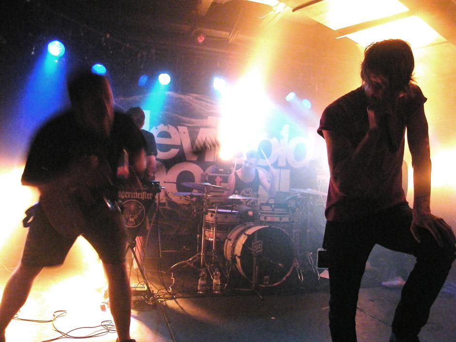 Devil Sold His Soul live, 18.04.2013, Berlin