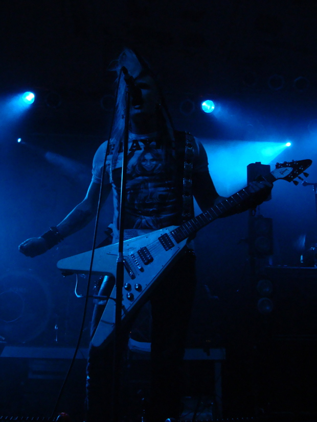 Crashdiet live, 12.04.2011 Köln, Essigfabrik
