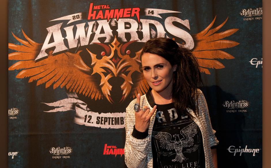 Within Temptation, METAL HAMMER AWARDS 2014