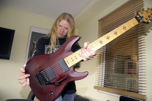 Jeff Loomis in Gear of the Dark