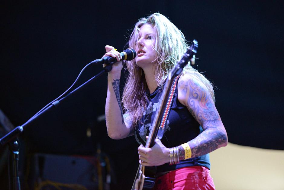 Kylesa live, Wacken Open Air 2012