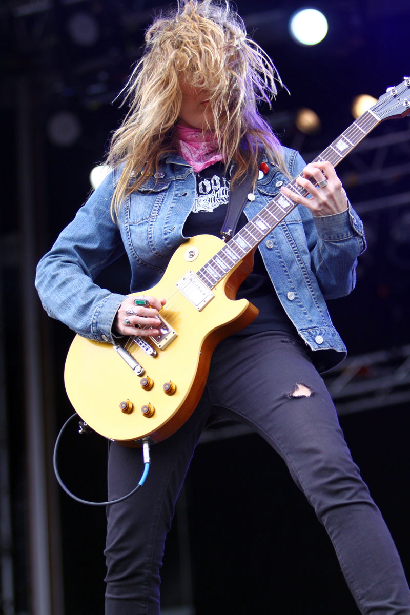 Kylesa, live, With Full Force 2011