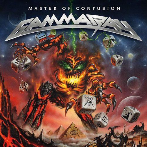 Gamma Ray MASTER OF CONFUSION
