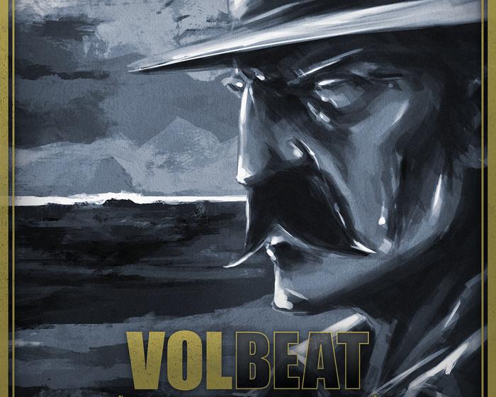 Volbeat OUTLAW GENTLEMEN &SHADY LADIES