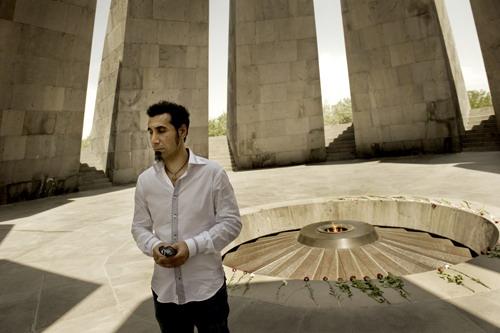 Serj Tankian in Armenien
