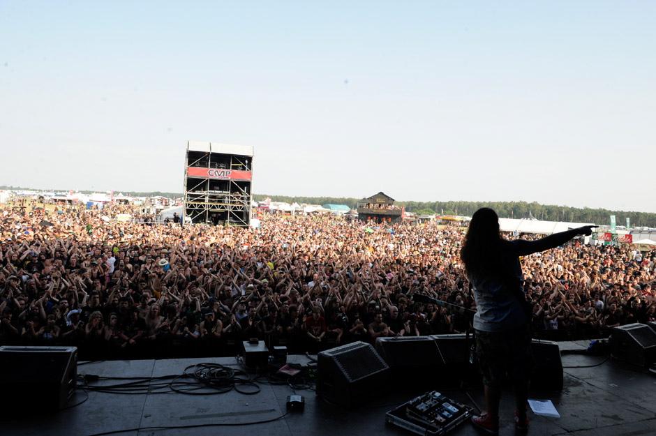 Ektomorf, With Full Force, 30.06.2012