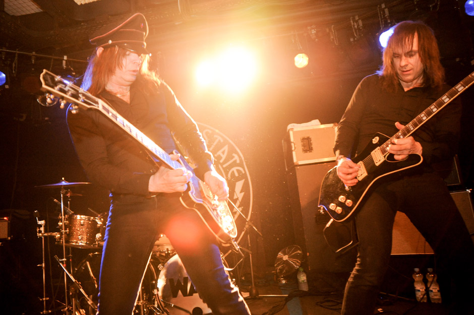 Imperial State Electric live, 11.04.2013, Berlin