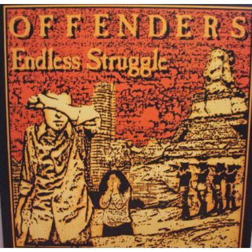 Und welches Achtziger-Album könntest du guten Gewissens anpreisen?  ENDLESS STRUGGLE von den Offenders, einer Hardcore-Band