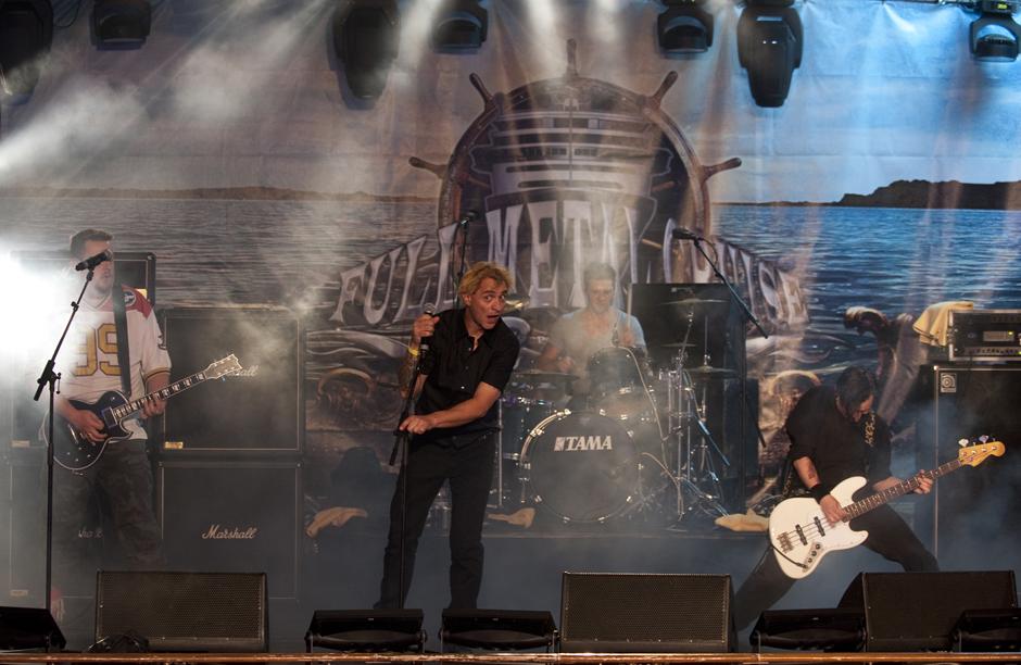 Betontod live, Full Metal Cruise 2013