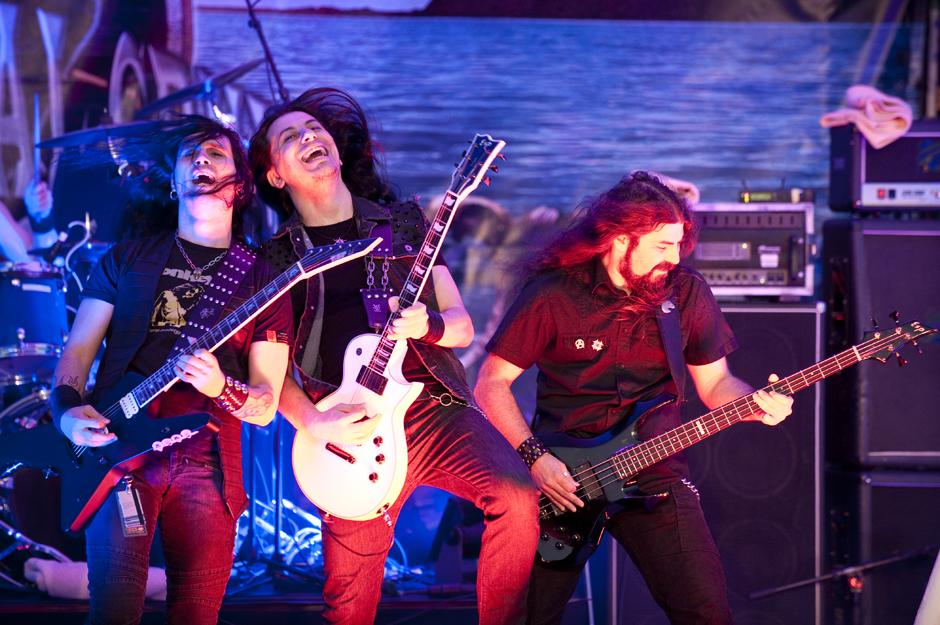 Firewind live, Full Metal Cruise 2013