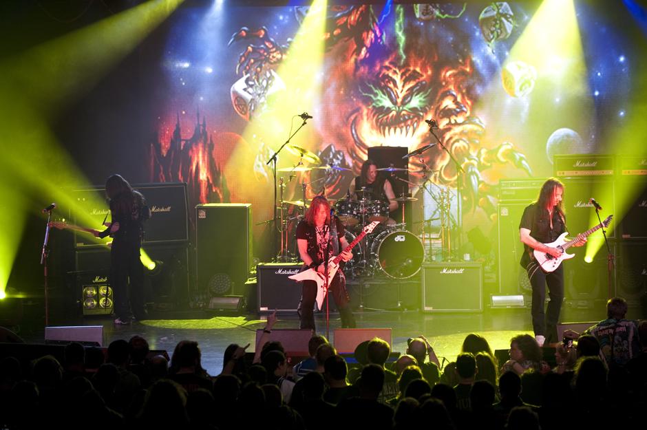 Gamma Ray live, Full Metal Cruise 2013