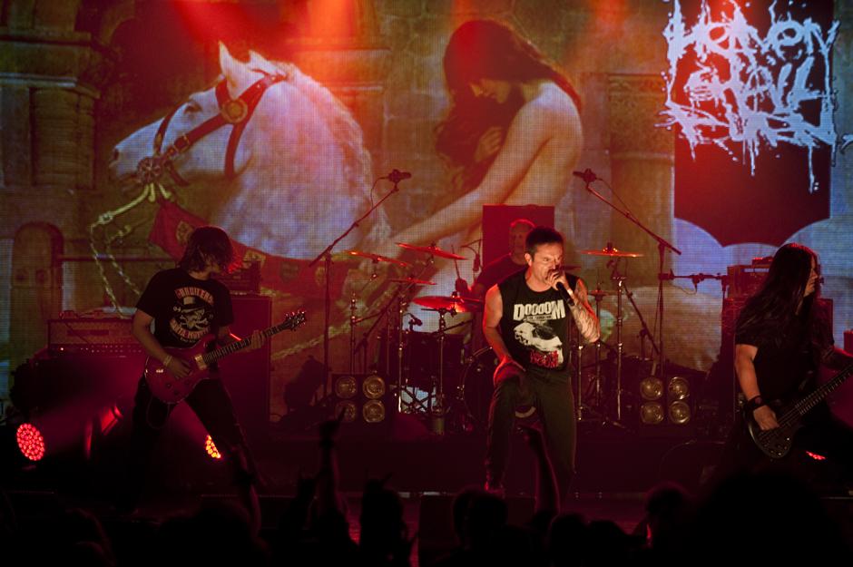 Heaven Shall Burn live, Full Metal Cruise 2013