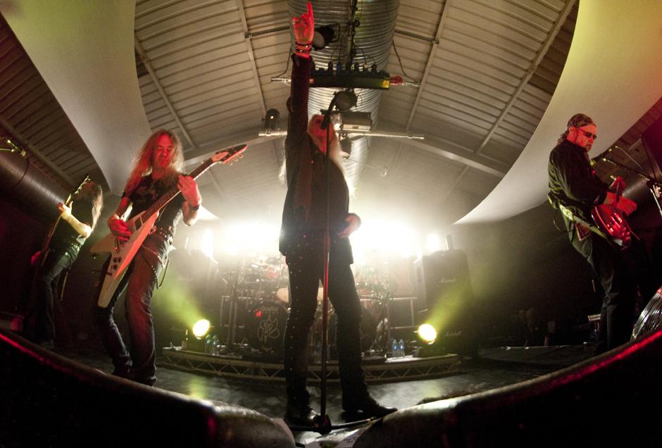 Saxon live, Full Metal Cruise 2013