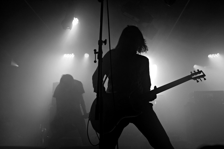 Cult Of Luna, live in Budapest
