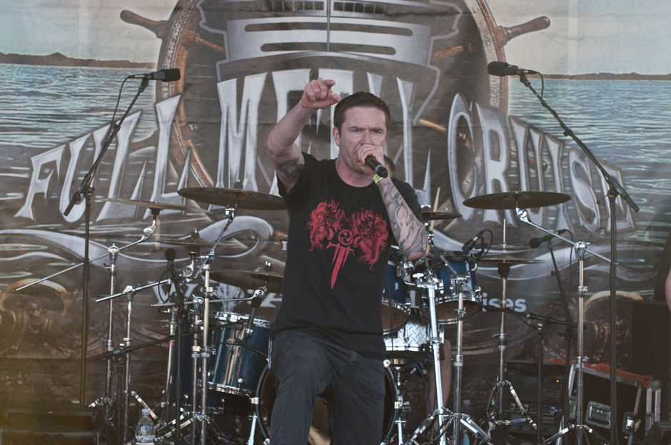 Heaven Shall Burn, Full Metal Cruise 2013