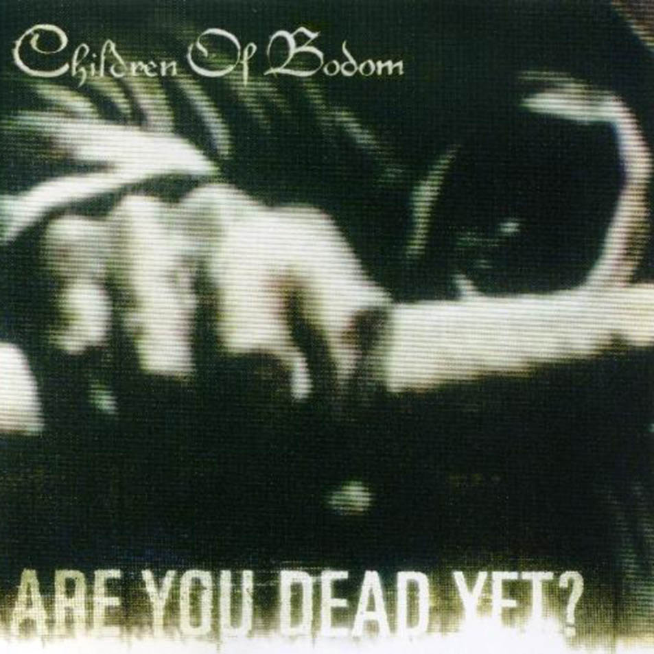Marco Götz Children Of Bodom 'In Your Face' Lamb Of God 'Walk With Me In Hell' As I Lay Dying 'Confined'   Beste