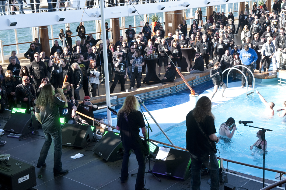 Fans und Atmo, Full Metal Cruise 2013