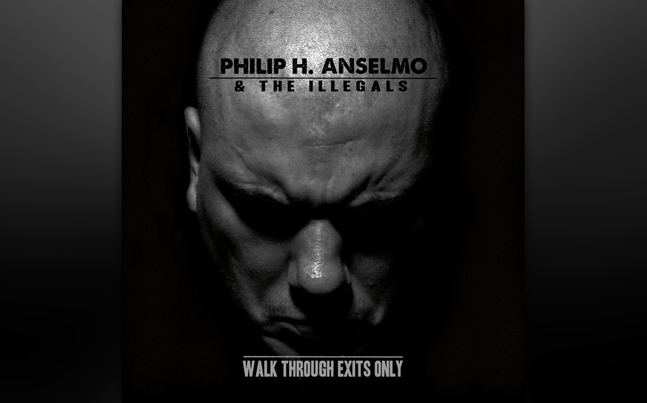 Philip H. Anselmo WALK THROUGH EXITS ONLY