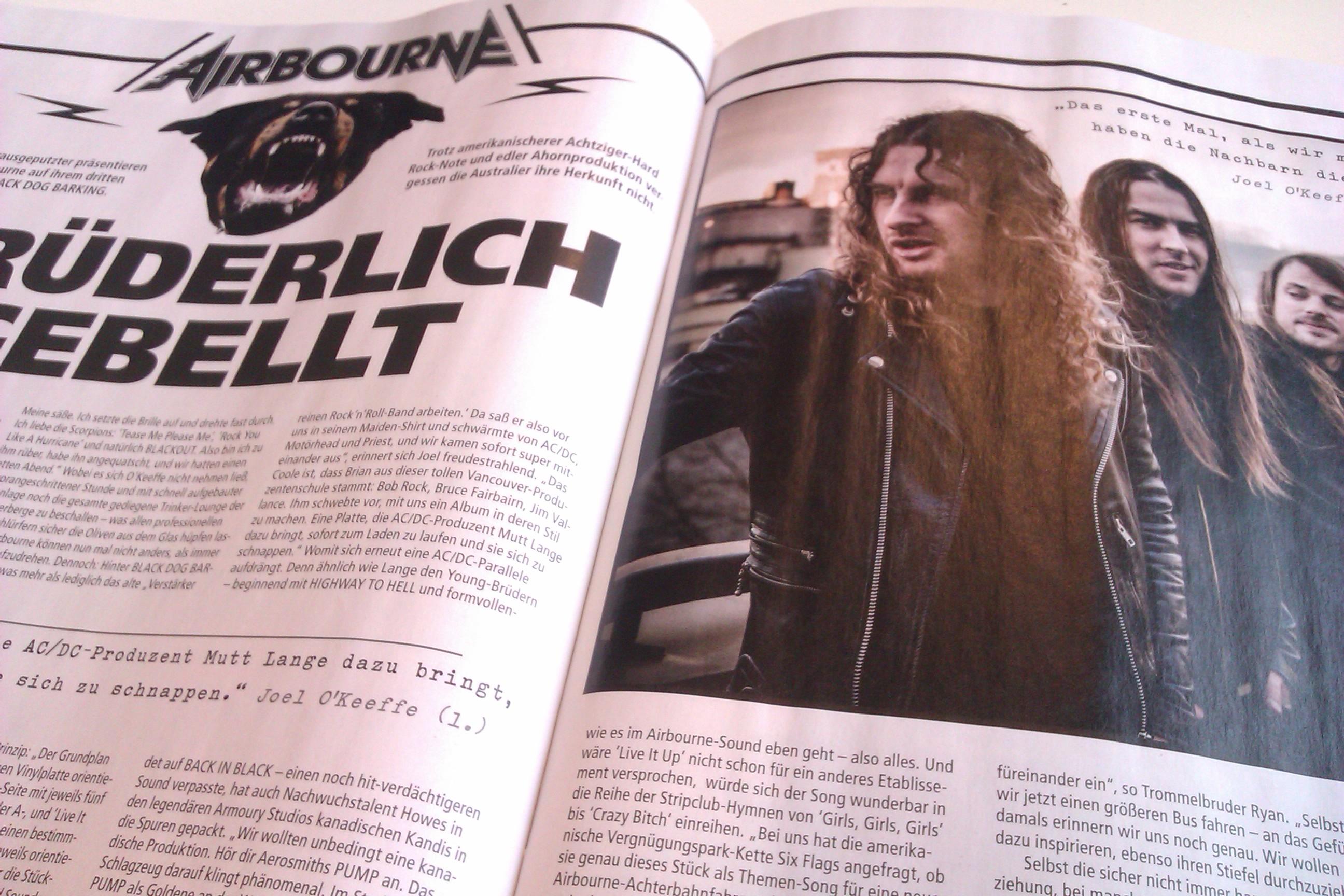 METAL HAMMER-Ausgabe Juni 2013
