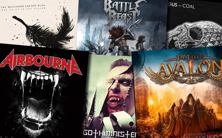 Die neuen Metal-Alben vom 17. Mai 2013