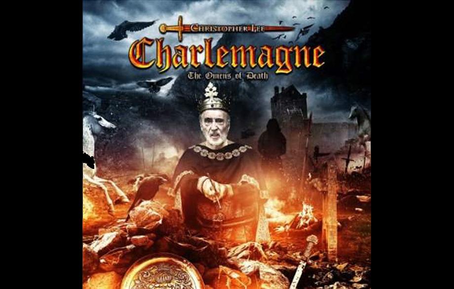 Herr Der Ringe-Legende Christopher Lee mit Heavy Metal-Album