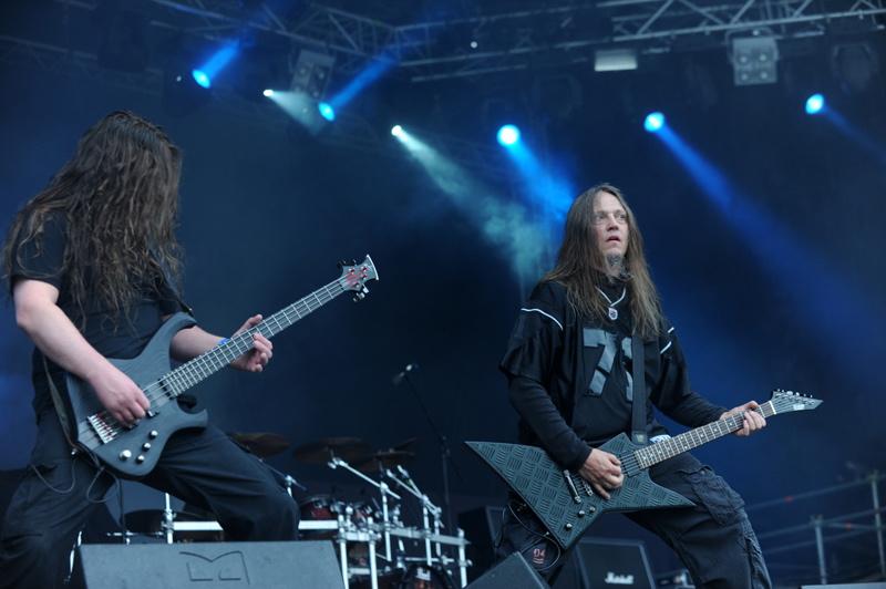 Hypocrisy auf dem Metalfest 2012, Dessau