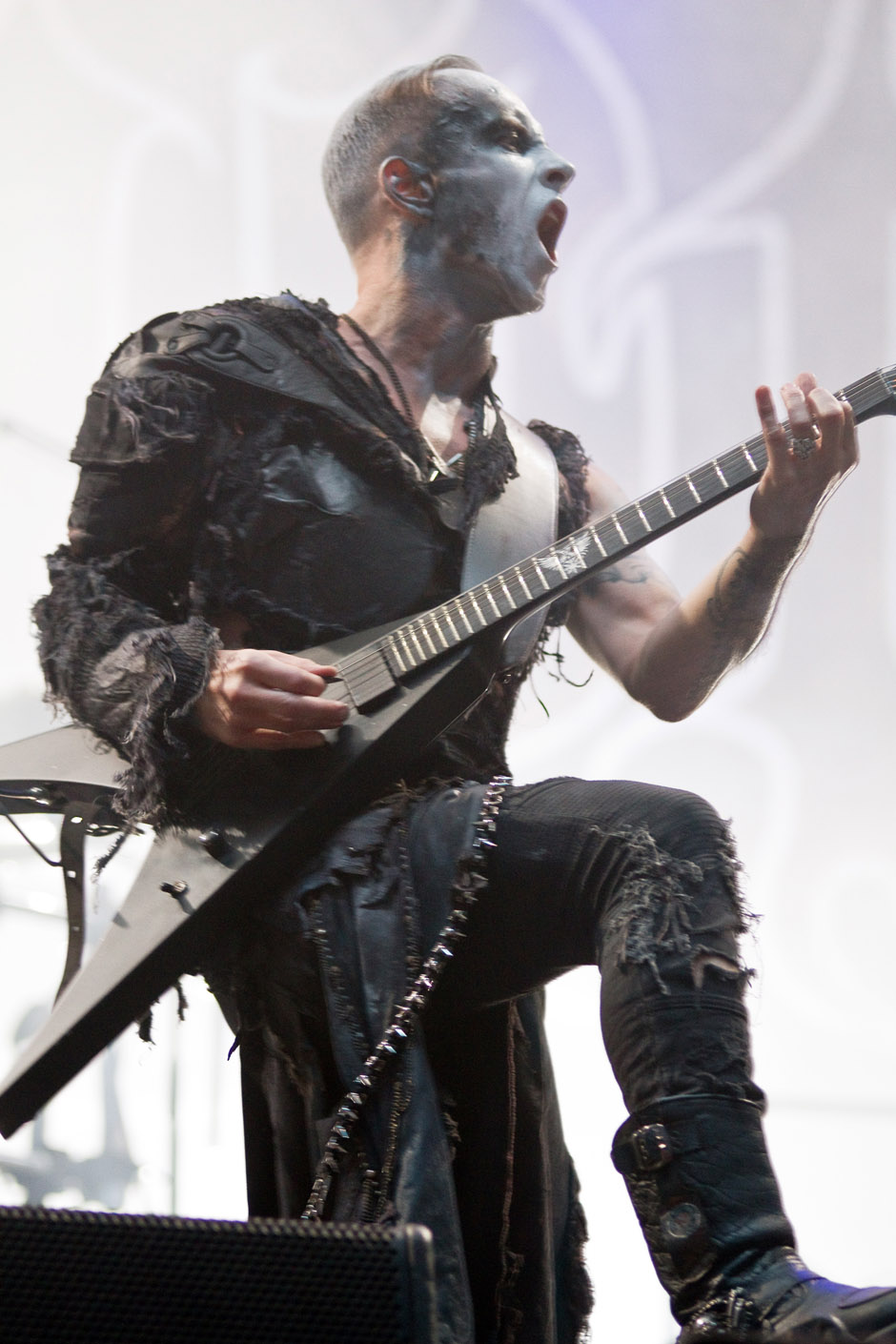 Behemoth live, Summer Breeze 2012