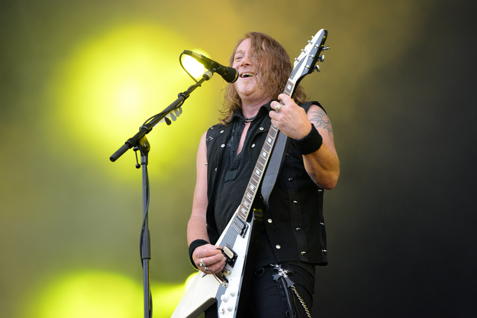 Gamma Ray live, Wacken Open Air 2012