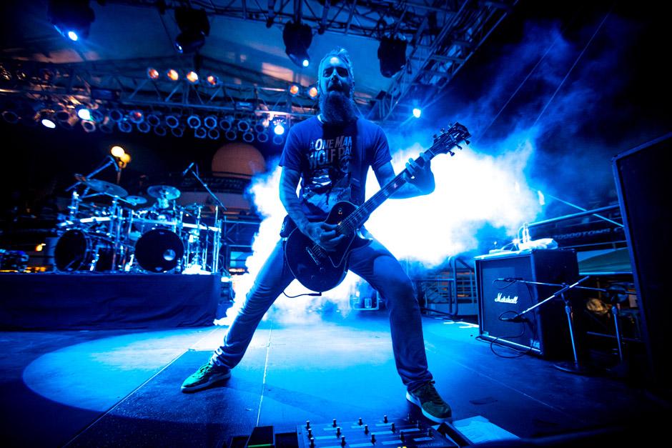 In Flames, 70000 Tons Of Metal 2013