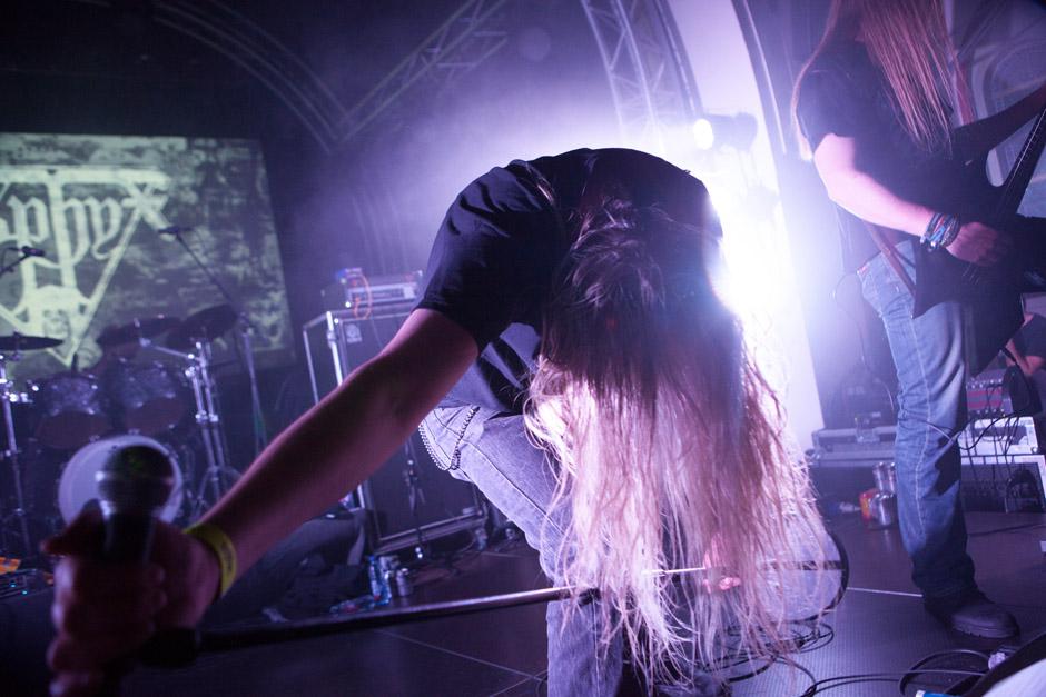 Asphyx live, Roadburn 2013