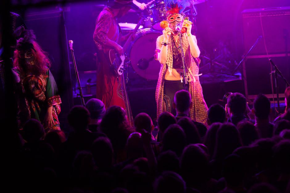 Goat live, Roadburn 2013