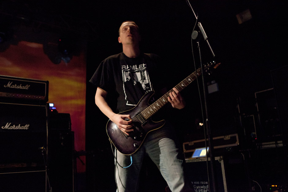 Godflesh live, Roadburn 2013