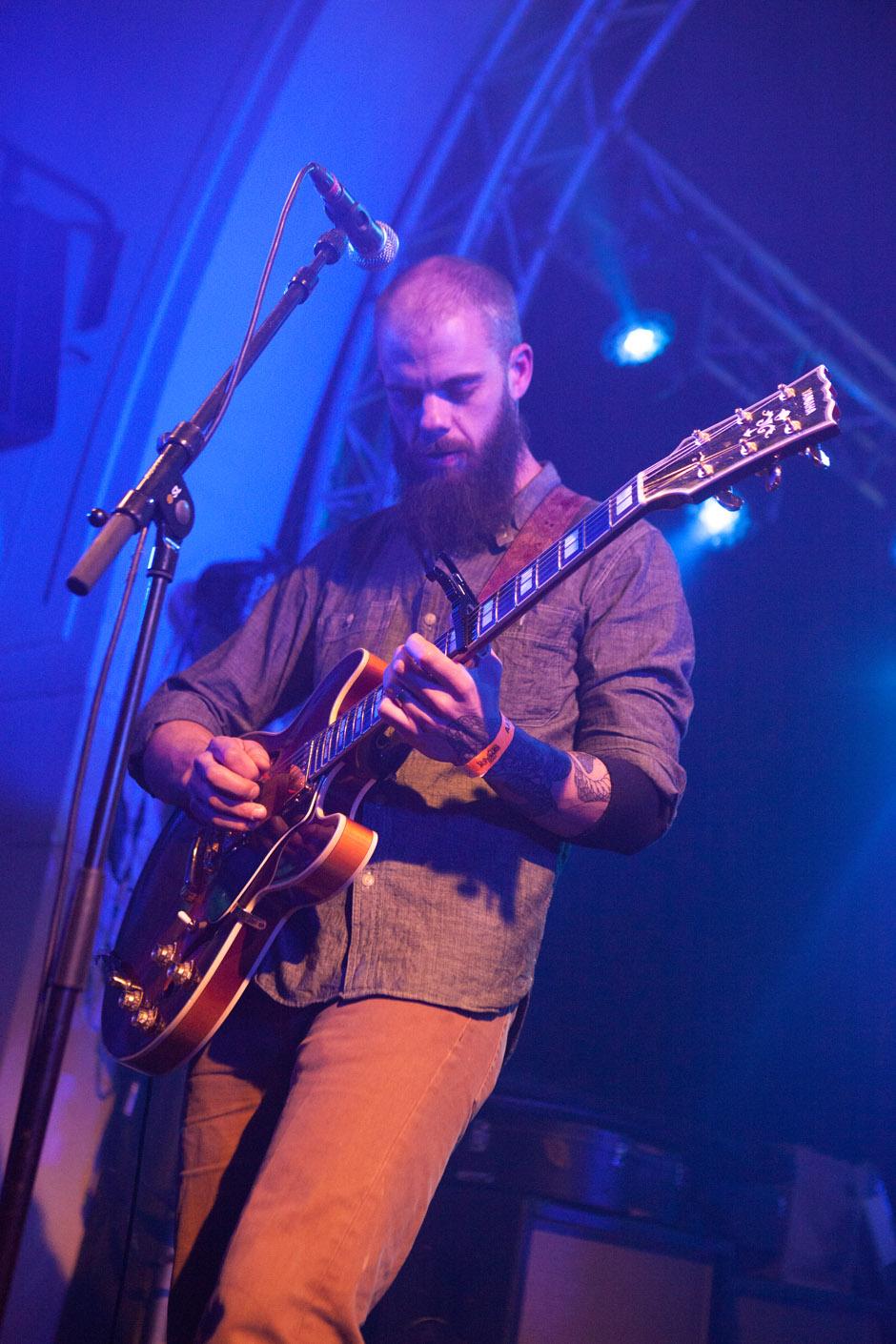 John Baizley live, Roadburn 2013