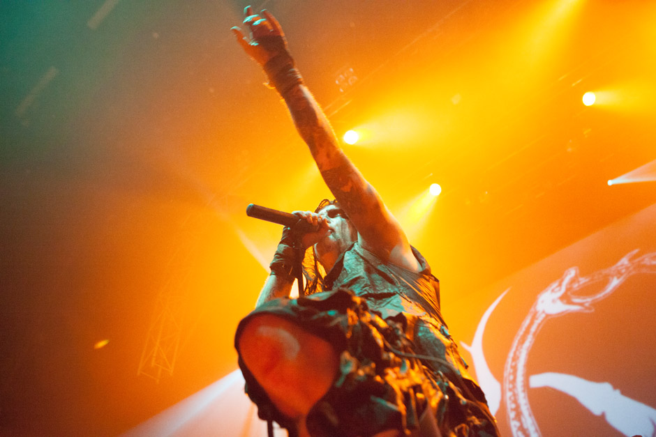 Primordial live, Roadburn 2013