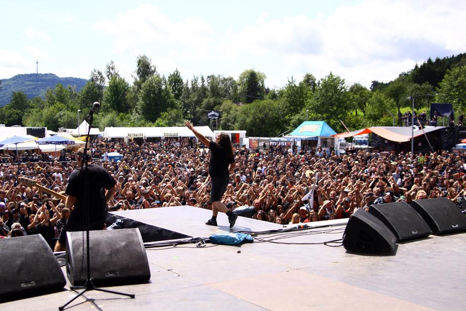 Tankard live, Bang Your Head 2012