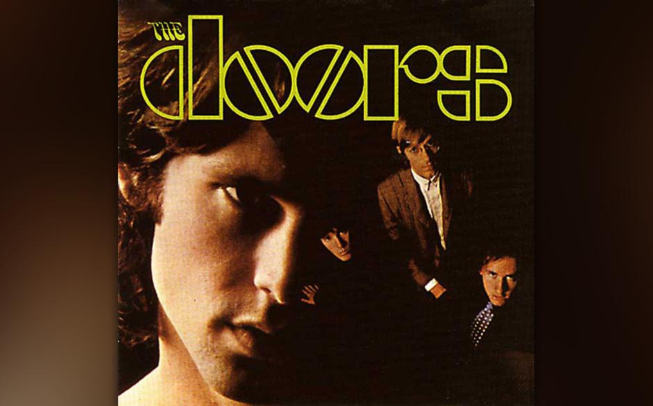 Platz 20: Jim Morrison, The Doors