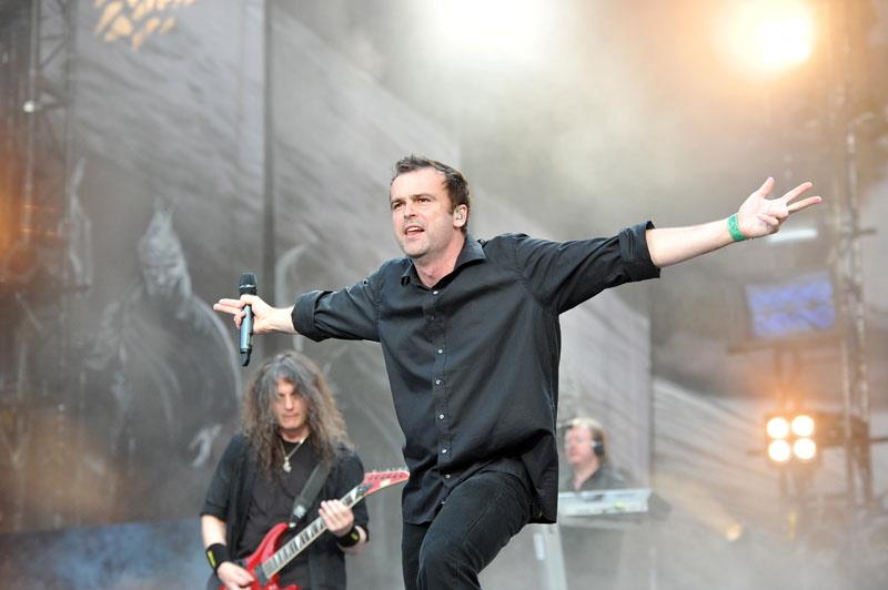 Blind Guardian, live, Wacken 2011
